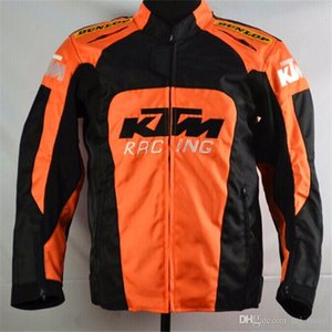 Wholesale High Quality Factory Direct Sales Protective Motorcycle Jackets Motocross Cycling Jerseys Cycling Clothing Moto Men Jacket For KTM Racing