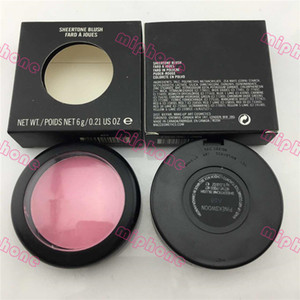 Top quality Powder Shimmer Blush 24 Color available SHEERTONE BLUSH MARGIN PINCHME PINK SWOON 6g Face Blushes 1pcs ePacket shipping