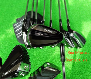 Fast DHL New Mens Golf Clubs Latest P 790 Golf Irons 10 Kinds Shaft Available Real Photos Contact Seller