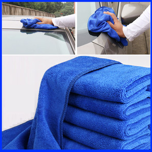 Microfiber Towel Car Auto Detailing Drying Cloth Soft Cloths Absorbent Quick Large Size Dry 30X70cm Free Shipping on Sale
