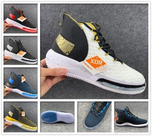 Wholesale jojo shoes resale online - 2019 New Mens Alphadunk HoverBoard Basketball Shoes airknit Basketball World Cup Vince Carter Dunk of Death Luxury Sneakers Size