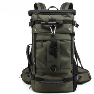 Wholesale laptop backpack for 17 inch for sale - Group buy Large Multifunctional Backpack Latop Bag Knapsack L Hiking Camping Bag Waterproof Backpack For Inch Laptop backpack School bag