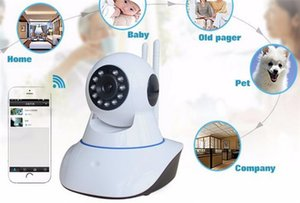 Wholesale Best quality Wireless Mini IP Camera Surveillance Camera Wifi P P Night Vision CCTV Camera Baby Monitor