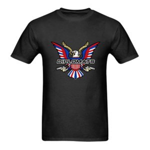 New diplomats-dipset MEN'S T-SHIRT S-3XL
