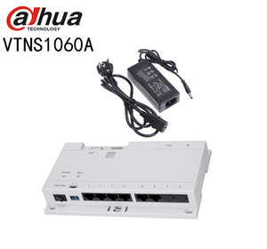 Wholesale Dahua VTNS1060A Video Intercom POE Switch for IP System Connect max indoor monitors with the Cat e cable for vto2000a