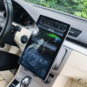 Wholesale 1920 IPS Screen Core PX6 din quot Android Universal Car dvd Radio GPS Head Unit Bluetooth WIFI USB Easy Connect