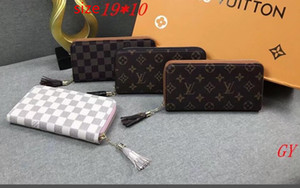 Men's Wallet Brand Handbag Zipper Long Handbag Men's New Business Long Wallet Fashion XXL