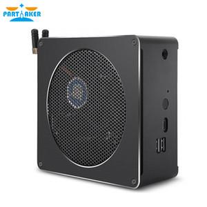 Top Gaming Mini PC i5 8300H 4 Core 8 Threads 2*DDR4 NVMe M.2 Nuc Desktop Computer Win10 Pro AC WiFi HDMI DP