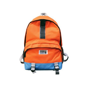 Designer-Hot Style Student School Bags Streets Cool Backpack Patchwork Travel Bags Light Color Fashion School Bags