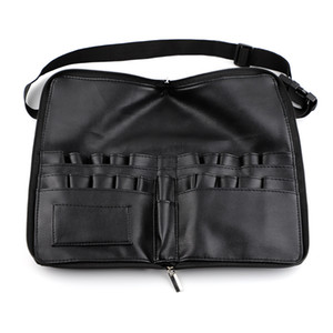 Wholesale New Artist Makeup Brushes Pouch Makeup Bag Waist Brush Bag Artist Belt Strap Professional Protable Make Up Cosmetic