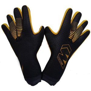 Size 8 9 10 adult brand Goalkeeper Gloves Mercurial Touch Elite Latex Soccer Goalie Luvas Guantes