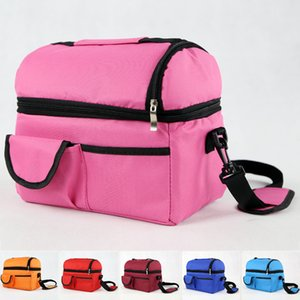 Portable Food Baby Milk Bottle Thermal Insulation Bag New Arrival Cooler Travel Mummy Breast Milk Kettle Lunch Box