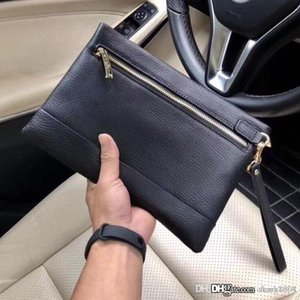 Wholesale Classic Men s Wallet Designer Fashion Luxury Leather Making Hand feel Comfortable Soft Leather Delicate Handbag number