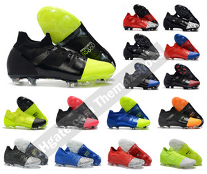 Wholesale high green soccer shoes for sale - Group buy Hot Greenspeed Superfly GS Elite FG Green speed High Ankle CR7 Mens High Soccer Shoes Football Boots Cleats Size