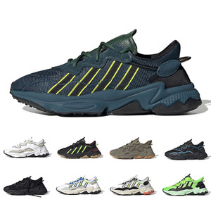 chaussures jaunes achat en gros de-news_sitemap_homeOzweego adiPRENE Bold Orange Pride Xeno Ozweego For Men Women Running Shoes Neon Green Solar Yellow Halloween Tones Core Black Trainer Sports Sneakers