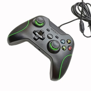Wholesale wired video games for sale - Group buy Newest USB Wired Controller For Xbox One S Video Game Mando For Xbox One Slim Controle Jogo For Windows PC Gamepad