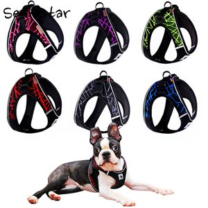 No-pull Sport Reflective Pet Dog Harness For Small Medium Large Dog Outdoor Walking Training Pitbull Chest Vest Harness
