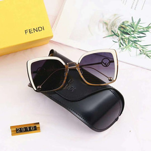 Wholesale Luxury Sunglasses Designer Sunglasses Stylish Fashion High Quality Polarized for Womens Glass UV400 Color with Box New Arrive Unique Model