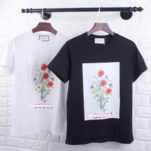 b388a96ee1a38 New Summer T shitrt Cotton Mens Shirts Fashion Short-sleeve Printed Supply  Co Male Tops