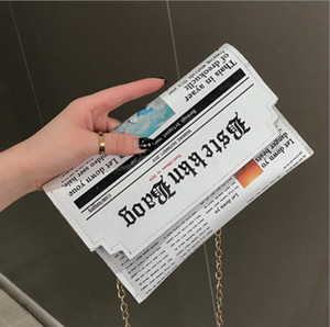 Wholesale The Most Stylish Way To Carry Around Money Cards And Coins Famous Design Purse Card Holder Long Business Personalized Inkjet Newspaper Slu