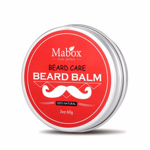 Wholesale Real Hot Mabox Beard Oil Made From Natural and Organic Ingredients Nourishing The Beard and Softening The Hair Care charming Orange