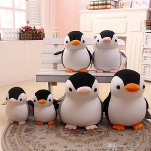 Wholesale Penguin Stuffed Animal Plush Toys Pillow Car Decoration Patterns Valentine s Day Gifts Cute Hot Toys Girlfriend Birthday Gifts
