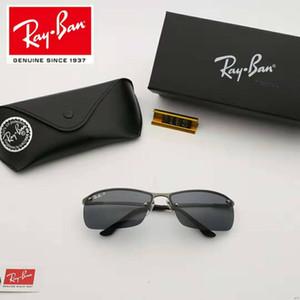-2019High Quality Classic Pilot Sunglasses DesignerBrand Mens Womens Sun Glasses Eyewear Metal Glass Lenses2019 bb