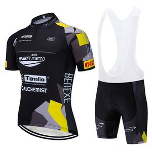 2021 SAN MARC Short Sleeve Cycling Jersey Bib Set Mountain Bike Clothing MTB Bicycle Clothes Maillot Ropa Ciclismo Sports Wear