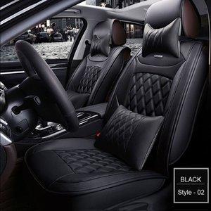 Wholesale High quality Special Leather Car seat covers for Jaguar All Models XF XE XJ F PACE F firm soft pu leather seat covers Universal