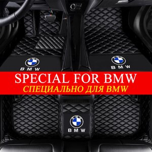 5D Fashion Design Luxury Surround Custom Fit Car Floor Mats for BMW 118i 120i 125i 130i 220i 228i 318i 320d 320i 328i 330ci 520i 520d 750li on Sale