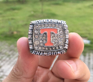 Wholesale 2015 Tennessee Volunteers World Championship Ring Fan Gift Drop Shipping