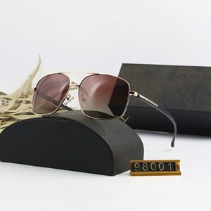 P Letters Mens Designer Sunglasses Luxury Sunglasses Man Goggle Glasses Model 41 8857 0120 on Sale