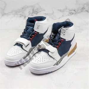 Wholesale jump man shoes resale online - Jumpman latest Legacy NRG Pure white Mens Basketball Shoes Knicks Lakers Pistons Athletic Sport Sneakers Jump Man Designers Trainers
