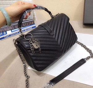 Wholesale diamond shapes resale online - 2020 Luxury Shape Flaps Chain Bag Designer Handbags with Key chain bags High Quality Women Shoulder handbag clutch tote bags Messenger purs
