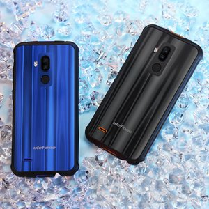 "Wholesale Ulefone Armor 5 Waterproof IP68 NFC 5.85"" HD+ Mobile Phone MT6763 Otca-core Android 8.1 4GB+64GB Wireless charge Face ID 5000mAh"