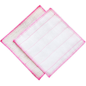 Wholesale Fiber Dish Cloth Kitchen Cleaning Rag Non stick Oil Dish Towel Restaurant Home Kitchen Water absorbing Cleaning Cloth