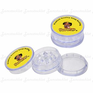 Wholesale Acrylic Plastic Grinder Inches Piece Plastic Tobacco Herb Grinder Colors Cheap Acrylic Grinders Smoke Hand Pipe Accessories