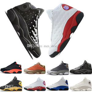 Wholesale best cat boxes resale online - With Box Best Quality s Cap And Gown Terracotta Blush Mens Basketball Shoes Cat Black Infrared Flints Bred Men Sports Sneakers Designer