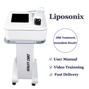 2020 NEW HIFU Liposonix Machine Non-Surgical Fat Treatment Liposonix Body Slimming Home Salon Use Lipo Fat Removal Device On Sale
