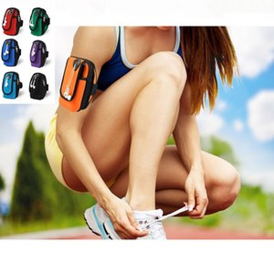 Wholesale For sport armband bag arm band for xiaom mi mix mi a2 lite redmi note a a s2 pocophone f1 handphone running Pouch
