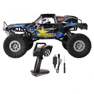 Wholesale WLtoys G Scale Four Wheel Drive Remote Control Off road RC Car