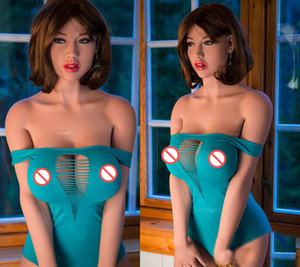 152cm Real Silicone Sex Dolls Skeleton Robot Japanese Realistic Anime Sexy Love Doll Mini Vagina Adult Full Life Toys for Men