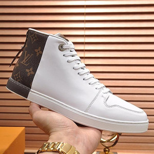 Wholesale Louis Vuitton LV Fast Delivery Men s Shoes Zapatillas Hombre Outdoor Walking Vintage Sneakers Fashion Design Comfortable High T
