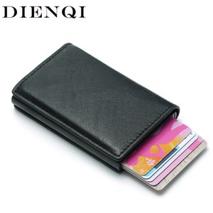 Wholesale Card Holder Men Wallets Money Bag Male Vintage Black Short Purse 2019 Small Leather Slim Wallets Mini Wallets Thin