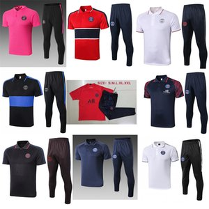 survêtements de football de haute qualité achat en gros de-news_sitemap_home2020 Paris nouveau costume de formation pantalon chemises Polo de haute qualité de football Survetement Paris Football Mbappe Survêtement