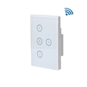 Wholesale Smart Wifi Switch For Fan Light Compatible With Alexa Google Home Smart Life App Control
