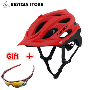 Wholesale visor bike helmet for sale - Group buy CAIRBULL New AllSET MTB Cycling Helmet Adjust Visor Mountain Road Bicycle Helmet Men Women Riding Sports Safety Bike Helmet BMX