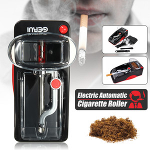 Wholesale Electric Automatic Cigarette Rolling Machine Tobacco Injector Maker Roller Drop Shipping Gadgets For Men