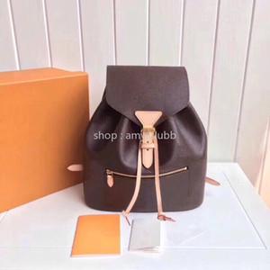 Wholesale backpack for women orignal Genuine leather back pack shoulder bag handbag presbyopic mini package messenger bag two way new