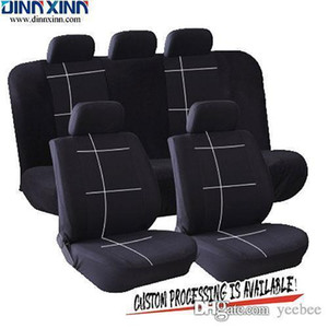 Wholesale DinnXinn D4 Buick full set PVC leather universal car seat covers for car Export China